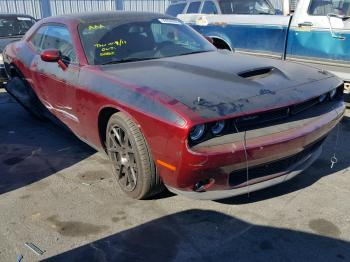 Salvage Dodge Challenger