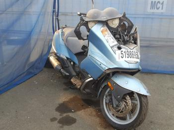 Salvage Aprilia Scooter